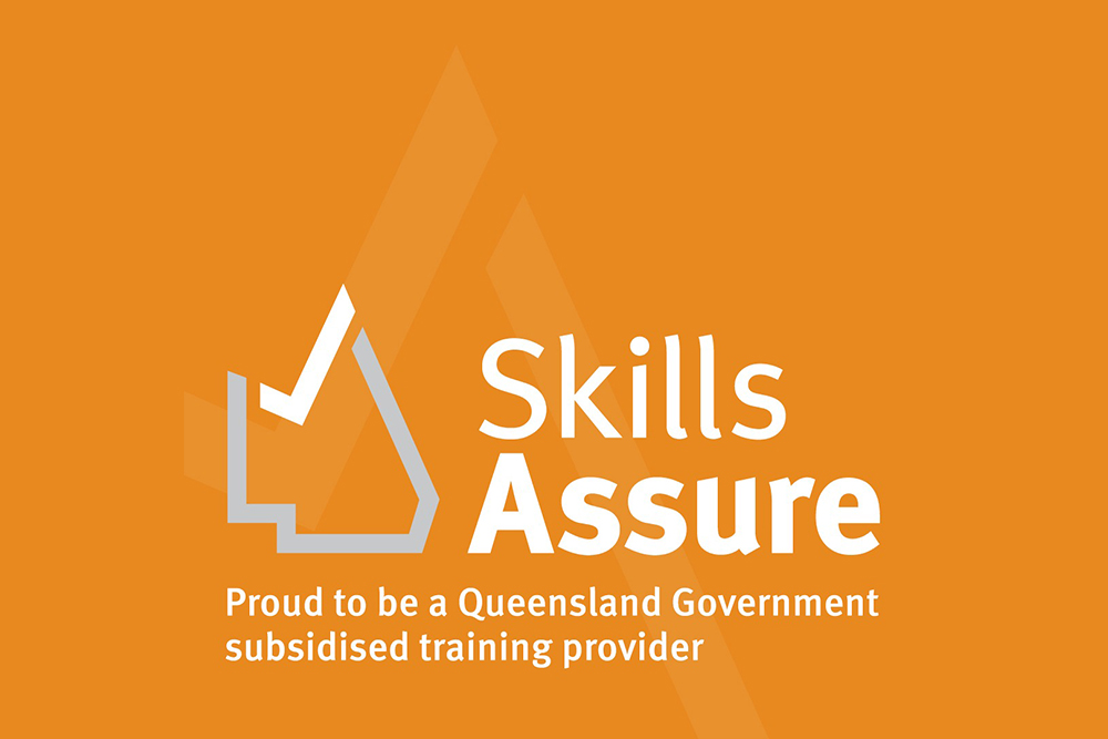 Subsidised Training by Queensland Government